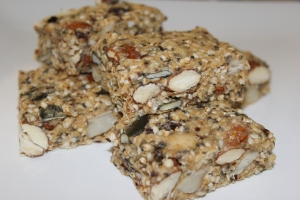 vegan nut bars